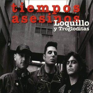portada del disco Tiempos Asesinos