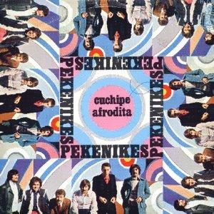 portada del disco Cuchipe / Afrodita