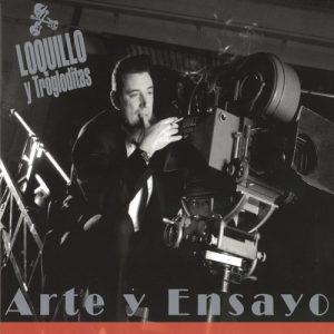 portada del disco Arte y Ensayo