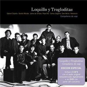 portada del disco Compañeros de Viaje (remasterizado)