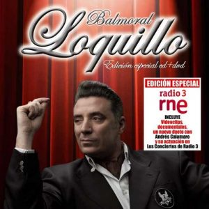 portada del disco Balmoral (edición especial Radio3)