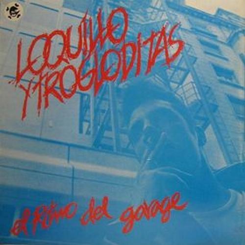 portada del disco El Ritmo del Garage