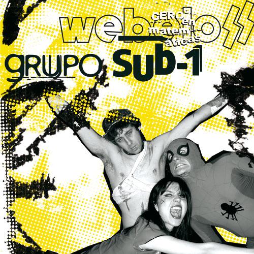 portada del album Cero En Matemáticas