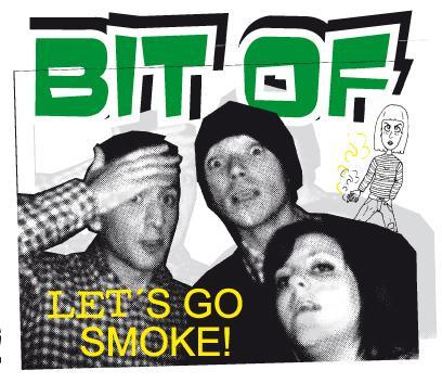 portada del album Let's Go Smoke!