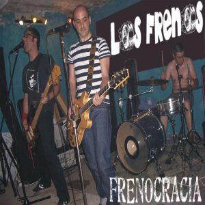 portada del disco Frenocracia