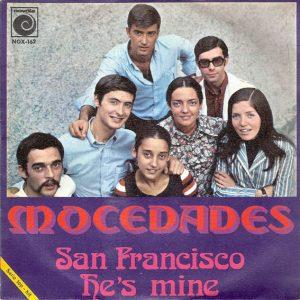 portada del disco San Francisco / He's Mine