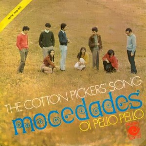portada del disco The Cotton Picker's Song / Oi Pello Pello