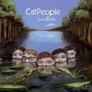 portada del disco Love Battle