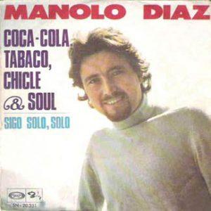 portada del disco Coca Cola, Chicle, Tabaco & Soul