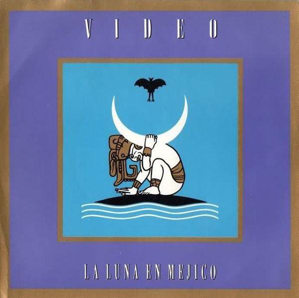 portada del disco La Luna en Méjico