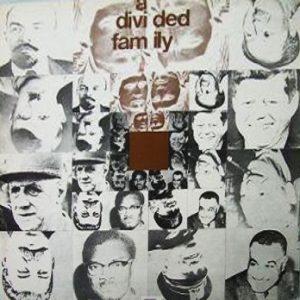 portada del disco A Divided Family