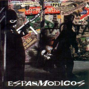 portada del disco Espasmódicos
