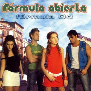 portada del disco Fórmula 04