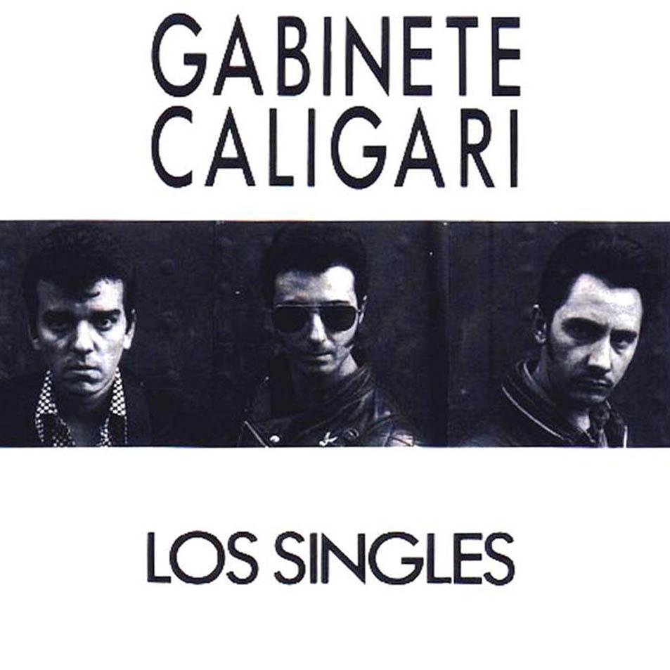 portada del album Los Singles