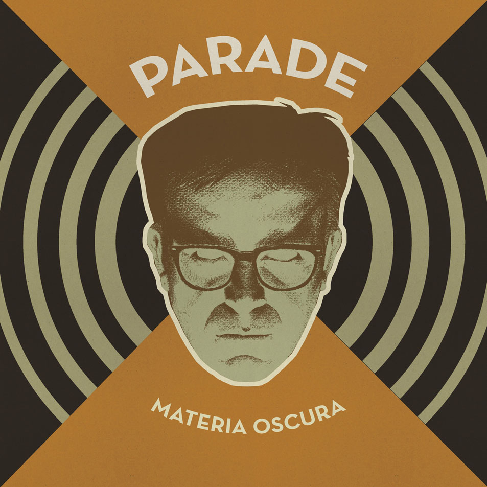 portada del album Materia Oscura