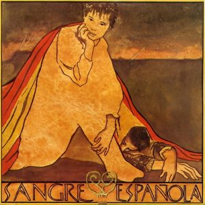 portada del disco Sangre Española