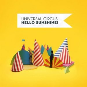 portada del disco Hello Sunshine!