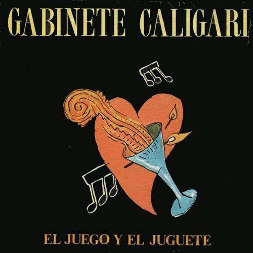 portada del album El Juego y El Juguete