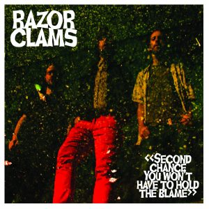 portada del disco Second Chance, You Won't Have To Hold The Blame