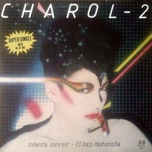 portada del disco Intenta Sonreír / El Loco Motorista