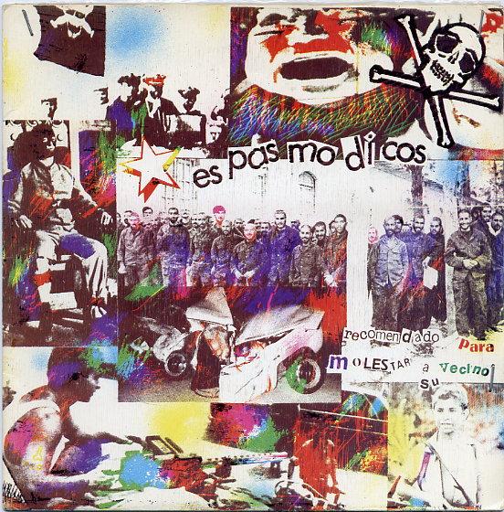 portada del album Recomendado Para Molestar a su Vecino