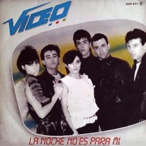 portada del disco La Noche no es Para Mí / Pacto Diabólico / Fría y Automática