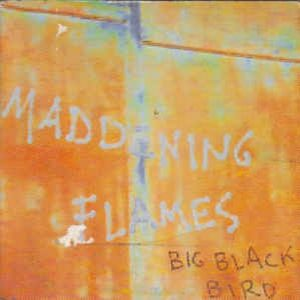 portada del disco Big Black Bird / Was She Everything