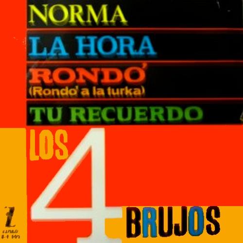 portada del disco Norma / La Hora / Rondó / Tu Recuerdo