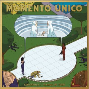 portada del disco El Momento Único