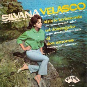 portada del disco Si no Te Tuviera más / Él / Dos Amores / Mi Desengaño