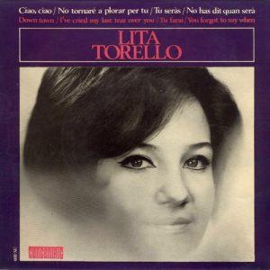 portada del disco Chao Chao / No Tornare a Plorar por Ti / Tu Serás / No Has Di Quan Sera