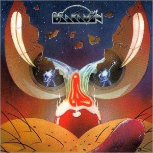 portada del disco Brakaman
