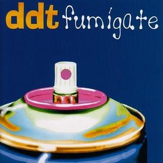 portada del album Fumígate