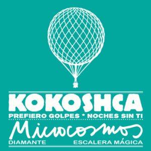 portada del disco Kokoshca / Microcosmos