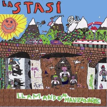 portada del album Llamando Al Manzanares
