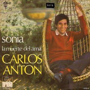 portada del disco Sonia