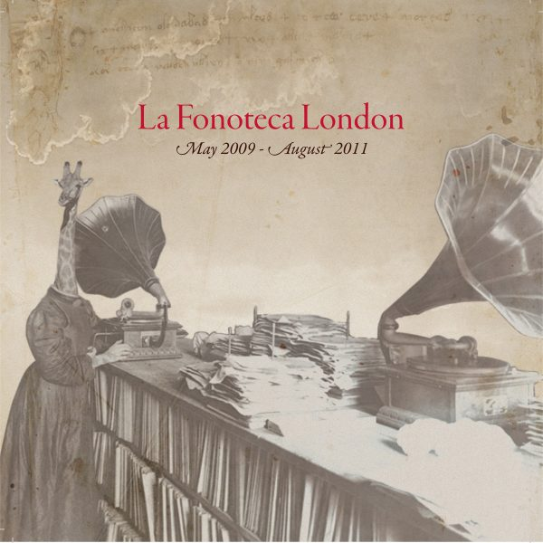 imagen del post CD-R LAFONOTECA LDN [MAY 2009 - AUG 2011]
