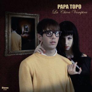 portada del disco La Chica Vampira
