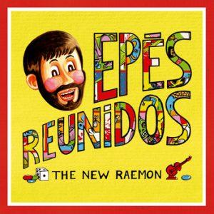 portada del disco Epés Reunidos
