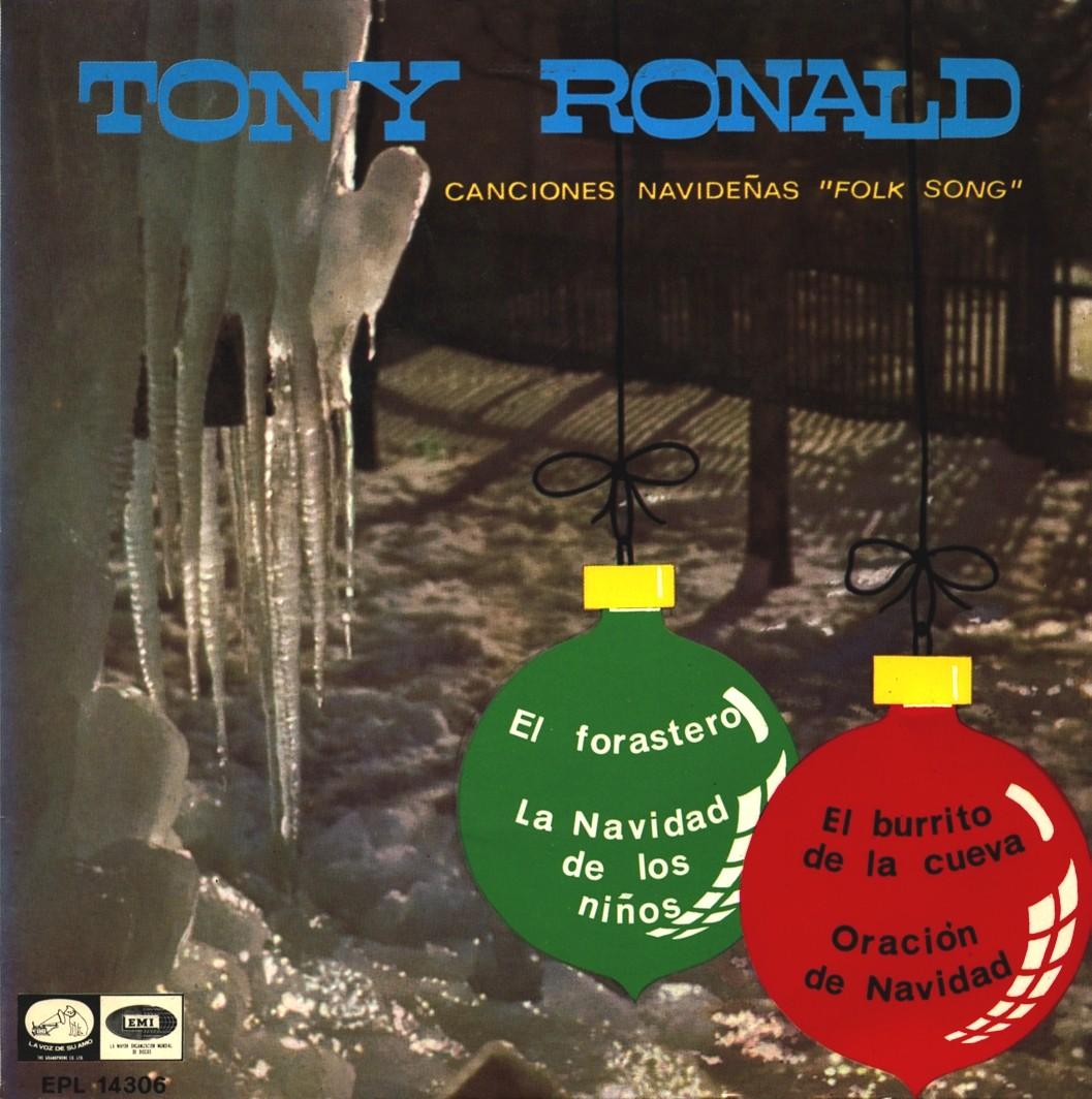 portada del disco Canciones Navideñas - Folk Song