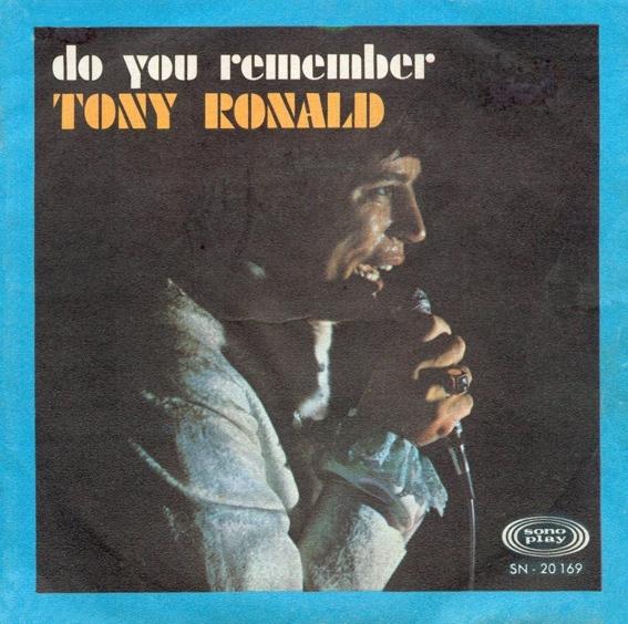 portada del disco Do you Remember