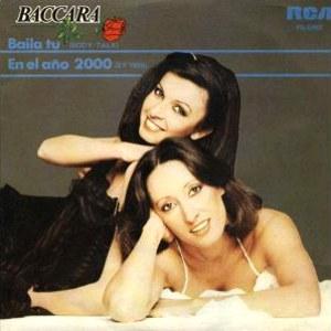 portada del disco Baila Tú / En el Año 2000