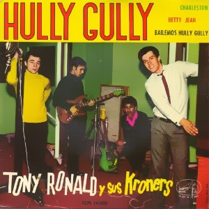portada del disco Hully Gully