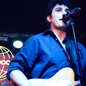 Marcos Rojas, Los Claveles