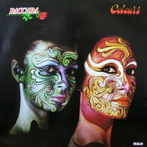 portada del disco Colours