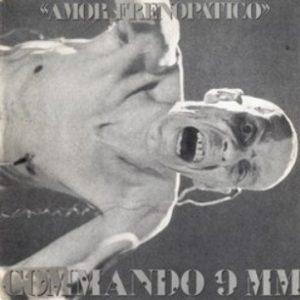 portada del disco Amor Frenopatico / Jenny, Jenny / Odio En Sudamérica