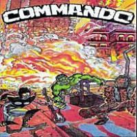 portada del disco Commando