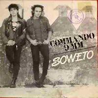 portada del disco Soweto / Únete Al Commando