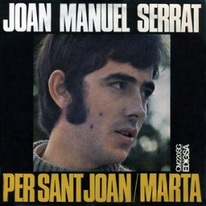 portada del disco Per Sant Joan / Marta