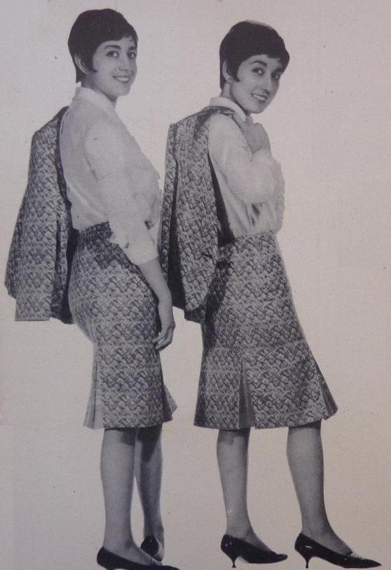 foto del grupo imagen del grupo Tina y Tesa
